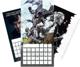 Kalendáře 2018