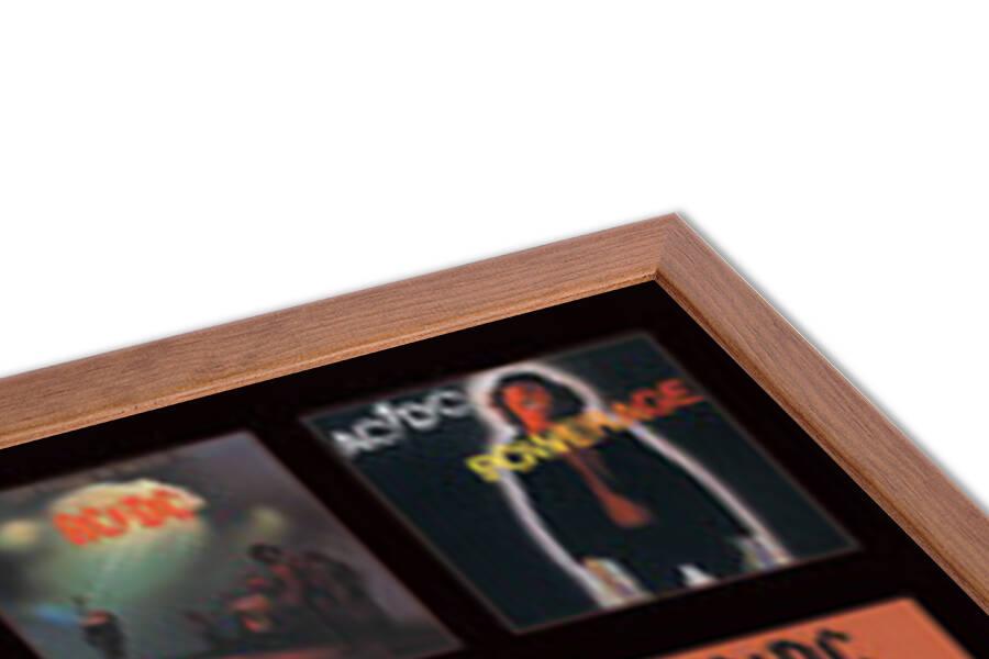 Plakát  AC/DC - album covers