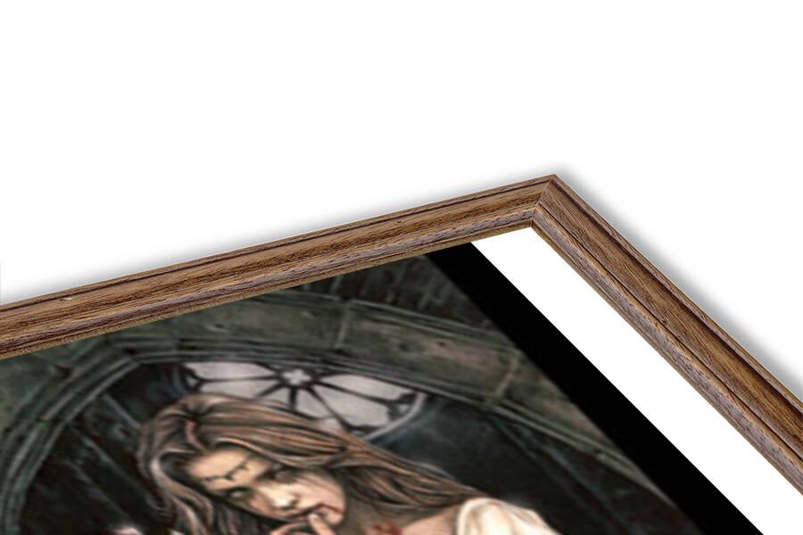 Plakát Victoria Frances - triptych
