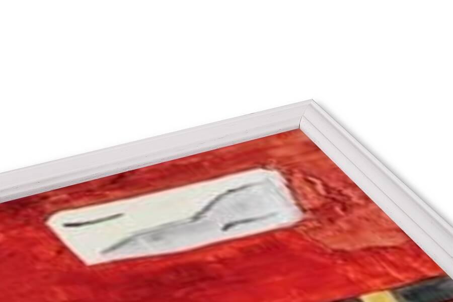 Obrazová reprodukce Reflexe 1