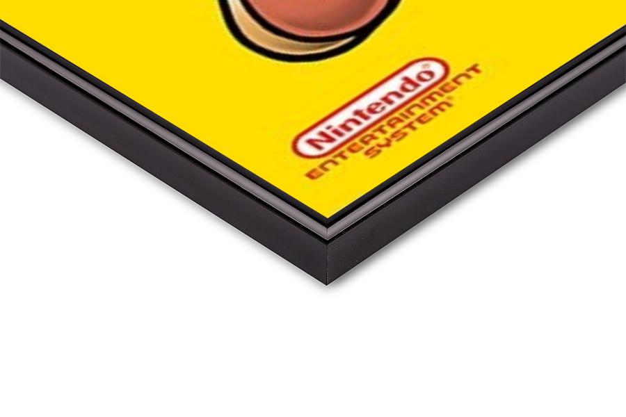 Plakát Super Mario Bros. 3 - NES Cover