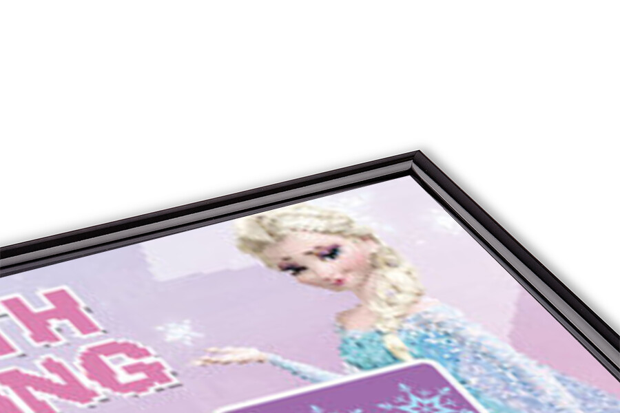 Plakát  Ledové království - Počty
