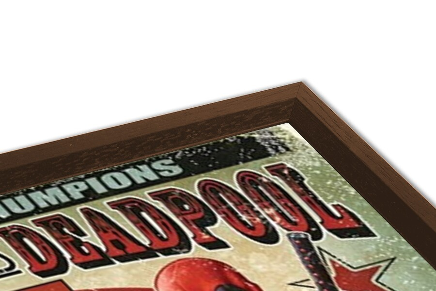 Plakát Deadpool - Wade vs Wade