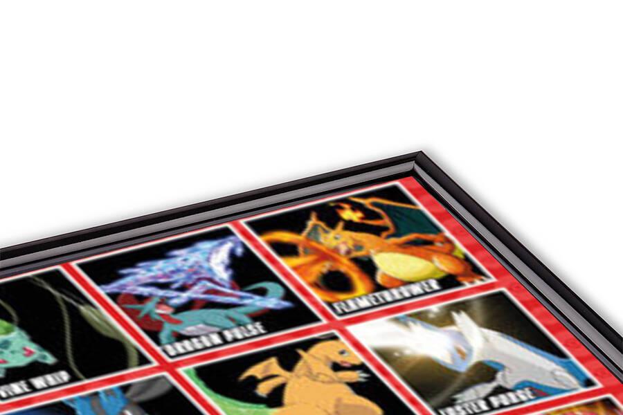 Plakát Pokémon - moves