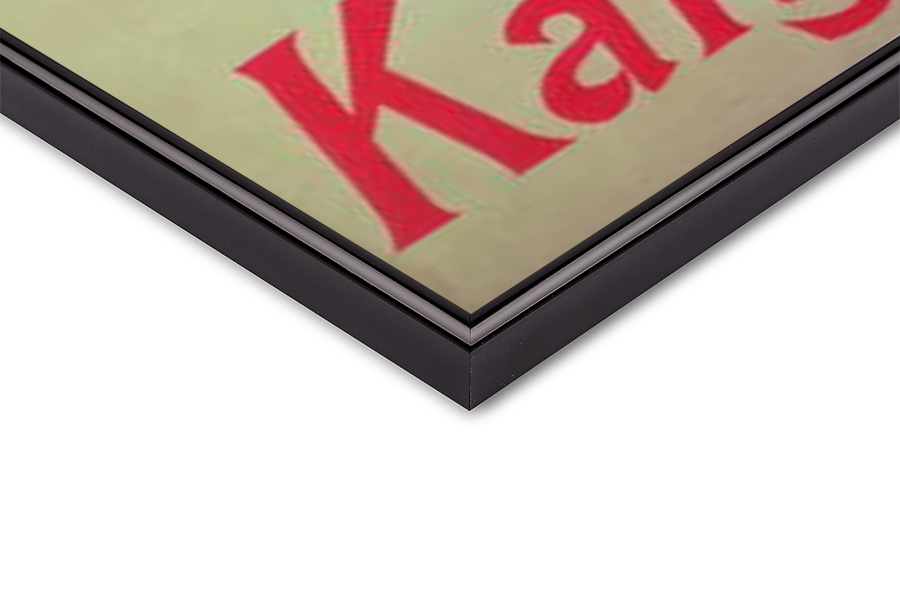 Obrazová reprodukce  Poster advertising Alcazar d'Ete starring Kanjarowa