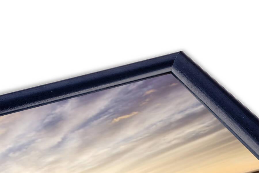 Plakát Lavendar Field Sunset