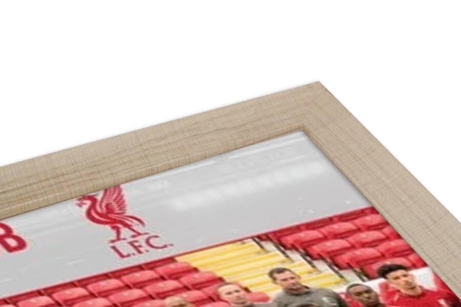 Plakát Liverpool FC - Team Photo 18-19