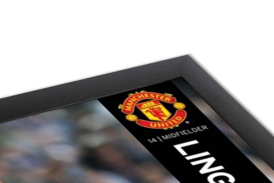 Plakát Manchester United - Lingard 18-19