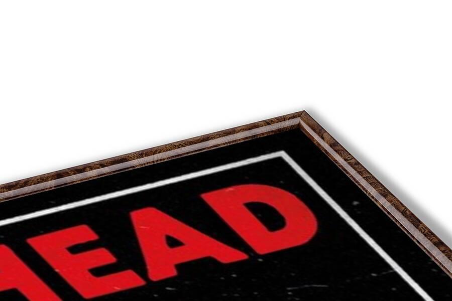 Plakát  Cuphead - Craps