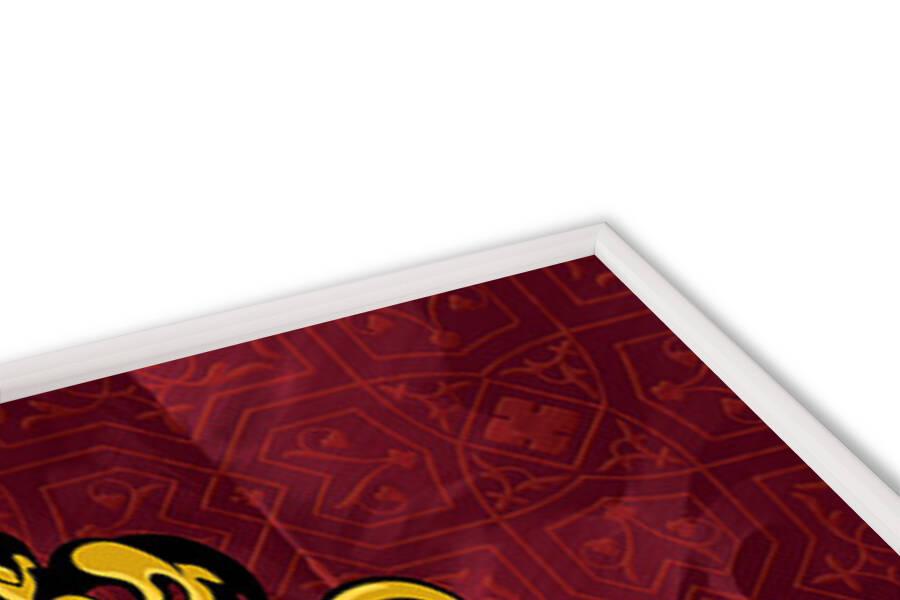 Plakát  Harry Potter - Hogwarts School Crest