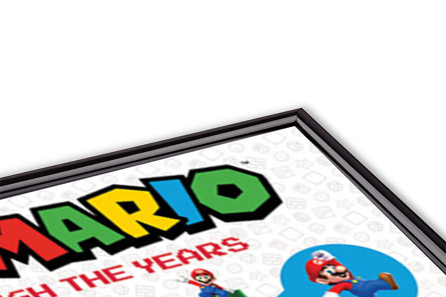 Plakát  Super Mario - A Warp Through The Years