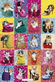 KEITH KIMBERLIN - cat collage plakáty | fotky | obrázky | postery