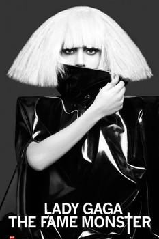 LADY GAGA - white hair plakáty | fotky | obrázky | postery