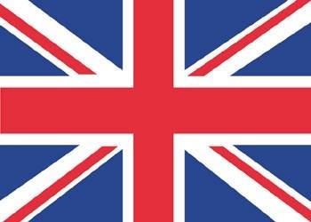 ANGLICKÁ VLAJKA - Union Jack