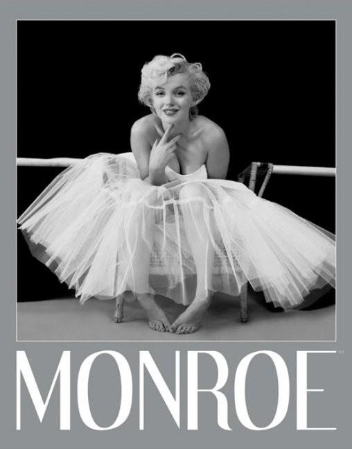 Posters Plakát, Obraz - Marilyn Monroe - ballerina, (40 x 50 cm)