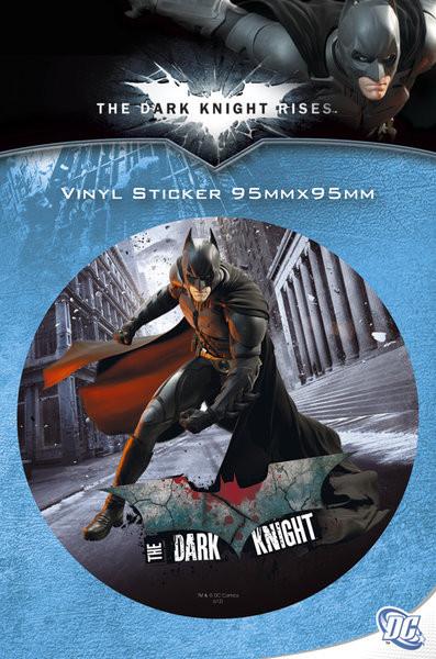 Posters Samolepka BATMAN DARK KNIGHT RISES - batman