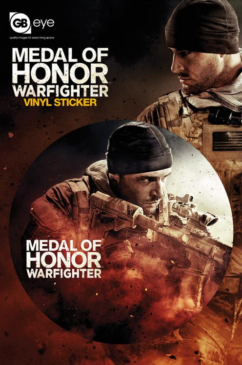 Posters Samolepka MEDAL OF HONOR - sniper