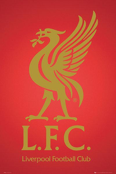 Posters Plakát, Obraz - Liverpool - club crest 2013, (61 x 91,5 cm)
