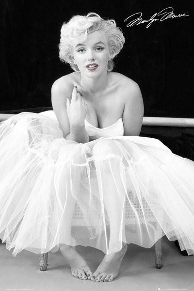 Posters Plakát, Obraz - Marilyn Monroe - ballerina, (61 x 91,5 cm)