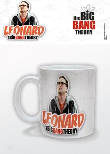 Posters Hrnek The Big Bang Theory (Teorie velkého třesku) - Leonard