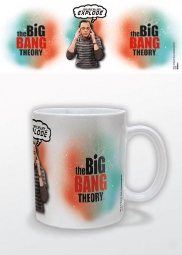 Posters Hrnek The Big Bang Theory (Teorie velkého třesku) - Explode