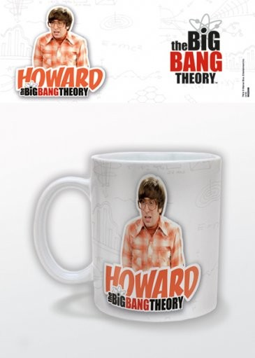 Posters Hrnek The Big Bang Theory (Teorie velkého třesku) - Howard