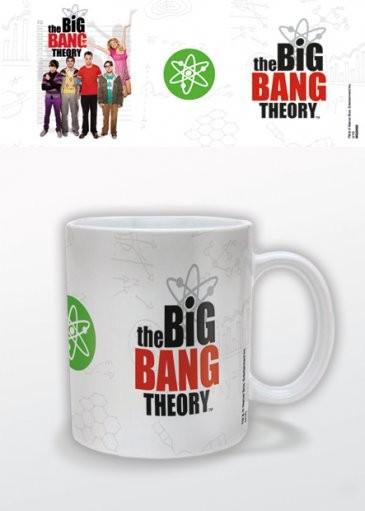 Posters Hrnek The Big Bang Theory (Teorie velkého třesku) - Logo