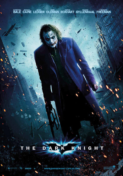 Posters Plakát, Obraz - BATMAN DARK KNIGHT - joker, (68 x 98 cm)