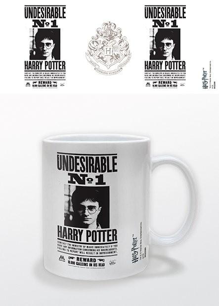 Posters Hrnek Harry Potter – Nežádoucí č.1