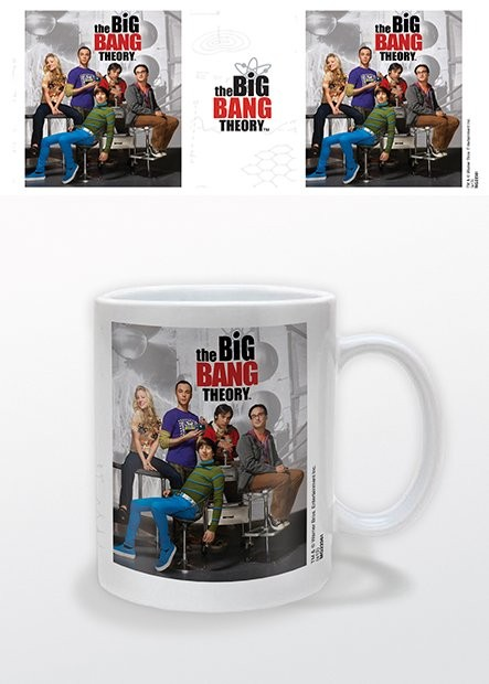 Posters Hrnek The Big Bang Theory (Teorie velkého třesku) - Portrait