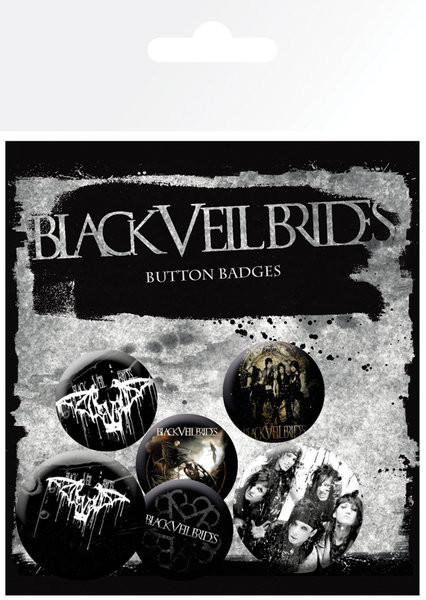 Posters Placka BLACK VEIL BRIDES