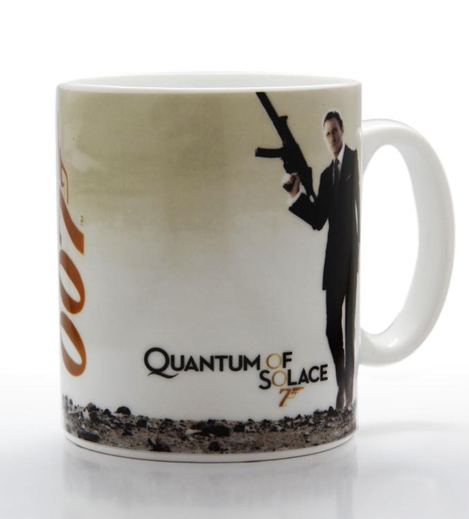 Posters Hrnek James Bond - quantum of solace
