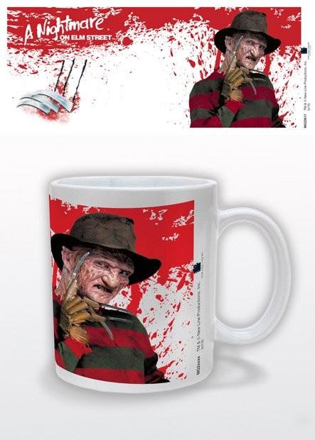 Posters Hrnek Noční můra v Elm Street - Freddy Krueger