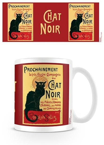 Posters Hrnek Le Chat noir