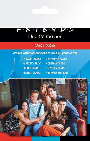 Posters PŘÁTELÉ - FRIENDS - cast Pouzdro na karty