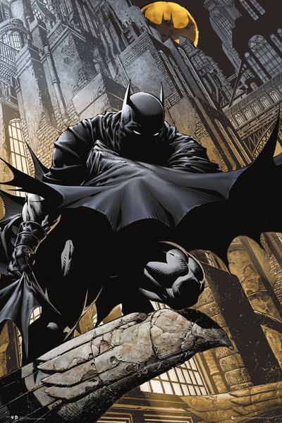 Posters Plakát, Obraz - Batman Comic - Stalker, (61 x 91,5 cm)