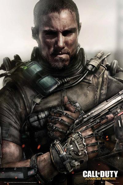 Posters Plakát, Obraz - Call of Duty: Advanced Warfare - Soldier, (61 x 91,5 cm)