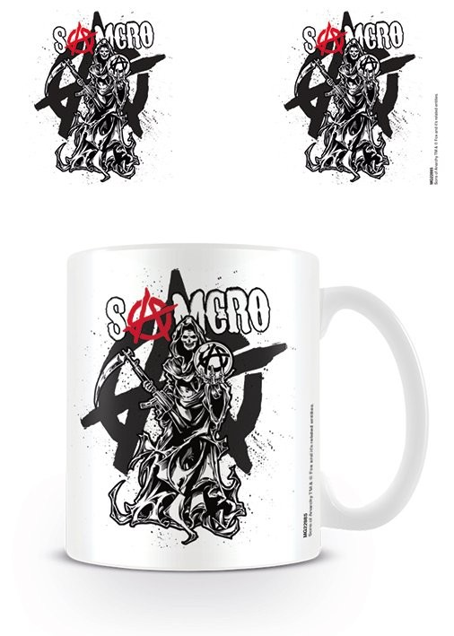 Posters Hrnek Sons of Anarchy (Zákon gangu) - Tall Reaper