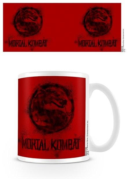 Posters Hrnek Mortal Kombat - Distressed