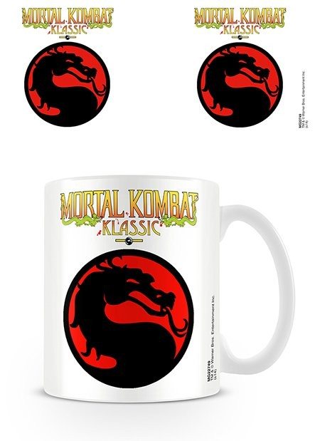 Posters Hrnek Mortal Kombat - Klassic