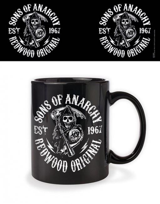 Posters Hrnek Sons of Anarchy (Zákon gangu) - Redwood Original