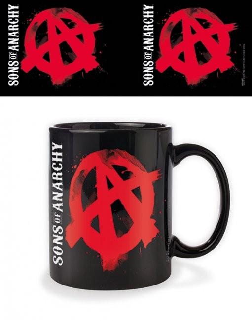 Posters Hrnek Sons of Anarchy (Zákon gangu) - Anarchy