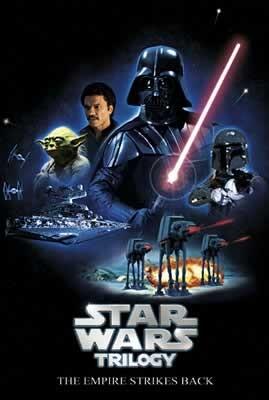 Posters Plakát, Obraz - Star Wars: Epizoda V - Impérium vrací úder, (68,5 x 101,5 cm)