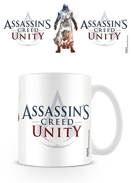 Posters Hrnek Assassin's Creed Unity - Colour Logo