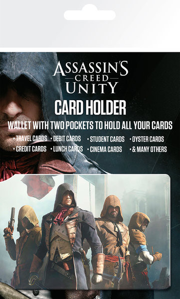 Posters Assassin's Creed Unity - Characters