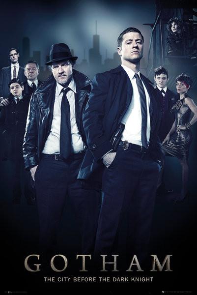 Posters Plakát, Obraz - Gotham - Cast, (61 x 91,5 cm)