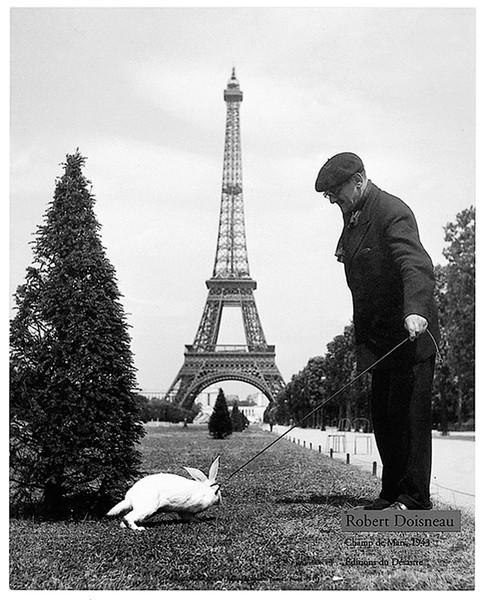 Posters Plakát, Obraz - Paříž - Champs de Mars, 1943, (24 x 30 cm)