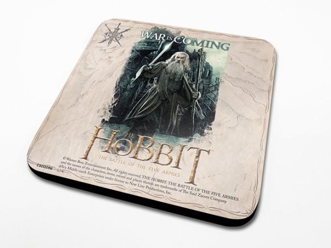 Posters Podtácek Hobit 3: Bitva pěti armád - Gandalf