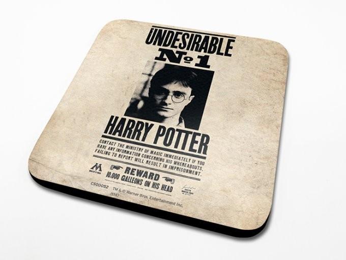 Posters Podtácek Harry Potter – Nežádoucí č.1