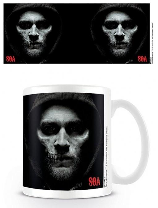 Posters Hrnek Sons of Anarchy (Zákon gangu) - Jax Skull